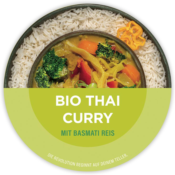 bio thai curry
