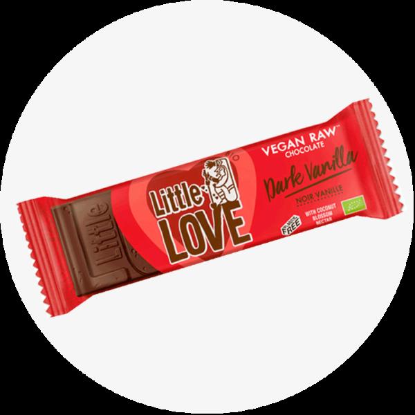 little love dark vanilla schokolade