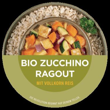 bio zucchino ragout planet v frischegericht
